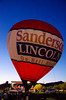 Sanders Lincoln balloon Cave Creek 2440