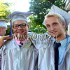 6/19/2014 Mike Orazzi | Staff<br /> Bristol Eastern High School graduates Paul Wehbe and Alex Crameri before Thursday night's graduation ceremony.