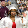6/19/2014 Mike Orazzi | Staff<br /> Bristol Central High School's Maria Lopez during Thursday night's ceremony.