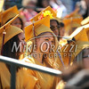 6/27/2014 Mike Orazzi | Staff<br /> New Britain High School graduates during Friday's graduation ceremony at New Britain Stadium.