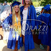 6/19/2014 Mike Orazzi | Staff<br /> Bristol Eastern High School graduates Savanna Johnson and Samantha Woznicki before Thursday night's graduation ceremony.