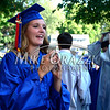 6/19/2014 Mike Orazzi | Staff<br /> Bristol Eastern High School graduate Samantha Woznicki before Thursday night's graduation ceremony.