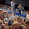 5/17/2014 Mike Orazzi | Staff<br /> The CCSU graduation ceremony at the XL Center in Hartford Saturday.