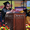6/27/2014 Mike Orazzi | Staff<br /> New Britain Mayor Erin Stewart during New Britain High School's graduation ceremony at New Britain Stadium.