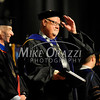 5/17/2014 Mike Orazzi | Staff<br /> CCSU President Jack Miller during the graduation ceremony at the XL Center in Hartford Saturday.
