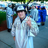 6/19/2014 Mike Orazzi | Staff<br /> Bristol Eastern High School graduate Peter Noris before Thursday night's graduation ceremony.