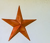 Interesting looking ceramic star