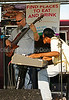 "Mark Kamer, Jeremy ""Mr 88"" Powell <br><a href=""http://www.ghosttownbluesband.com/"" target=""_blank"">Ghost Town Blues Band</a>"