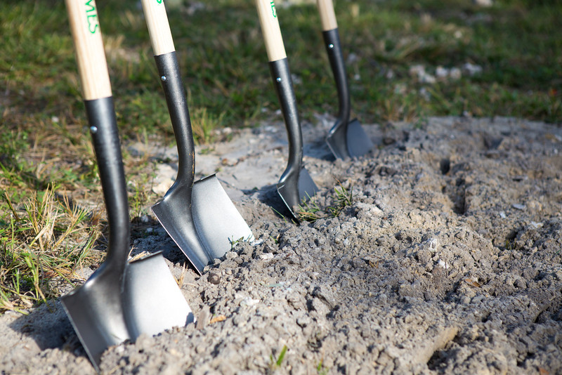 Little Gable Green Homes Groundbreaking