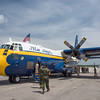 Fat Albert, C130 Blue Angels Support Plane