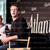 Photo by Tony Powell. Mark Zuckerberg Talk With Atlantic Editor in Chief James Bennet. Newseum. September 18, 2013
