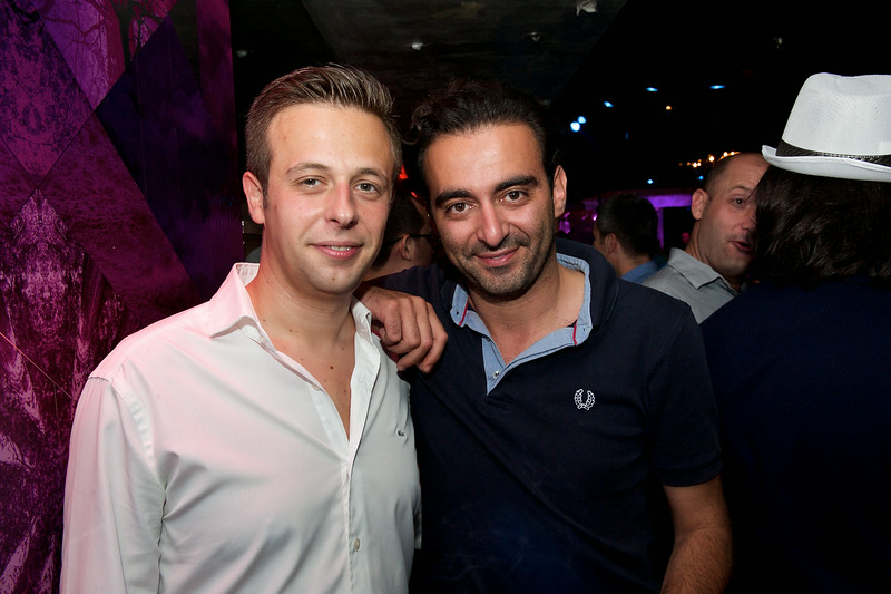 Mirosoft party held at Prive..