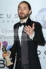 Jared Leto attends NBC Universal's 71st Annual Golden Globe Awards After party at The Beverly Hilton Hotel on January 12, 2014 in Beverly Hills, California. (Photo by Joe Lester/Press Line Photos)