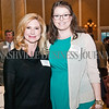 Stephanie Lowe, left, of The Wilson Group Real Estate Services and Brittney Testerman of Avenue Real Estate.