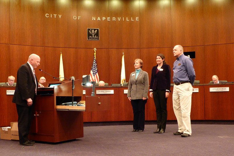 Naperville City Council - Naperville, Illinois - April 15, 2014
