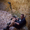 Echidna Chasm Timelapse in Progress, Purnululu Time Lapse Project 2014
