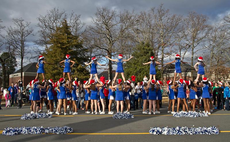 Sherwood Christmas Parade 2014