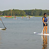 RUSSELL L. FRAYRE<br /> 71911<br /> Sisters, Lauren and Meaghann Kenney, of Hyannis set out on a paddle board adventure on East Bay in Osterville.