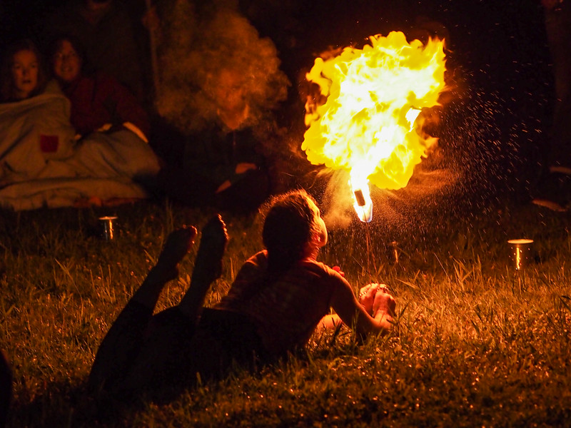 Lookup Theatre: Fire Circus