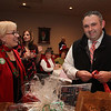 State Rep. Jim Arciero hosts his third annual Sun Santa/Toys for Tots fundraiser, at the Franco American Club in  Westford. (SUN/Julia Malakie)