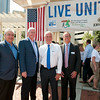 United Way Campaign Kick Off @ Romare Bearden Park 9-2-14