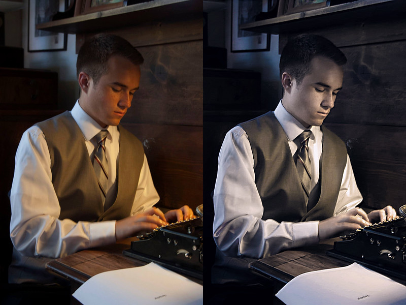 """""""The great Gatsby - the writer"""" by Paul Jimenez Photography"""