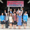 Newcastle students visit Chiang Mai Provincial Court