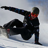 2013 FIS Snowboard World Championships - Parallel Giant Slalom - Qualifiers - Vic Wild (RUS) © FIS/Oliver Kraus