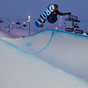 Emma Bernard (FRA) competes in the Halfpipe World Cup at Ruka, Finland   @ FIS