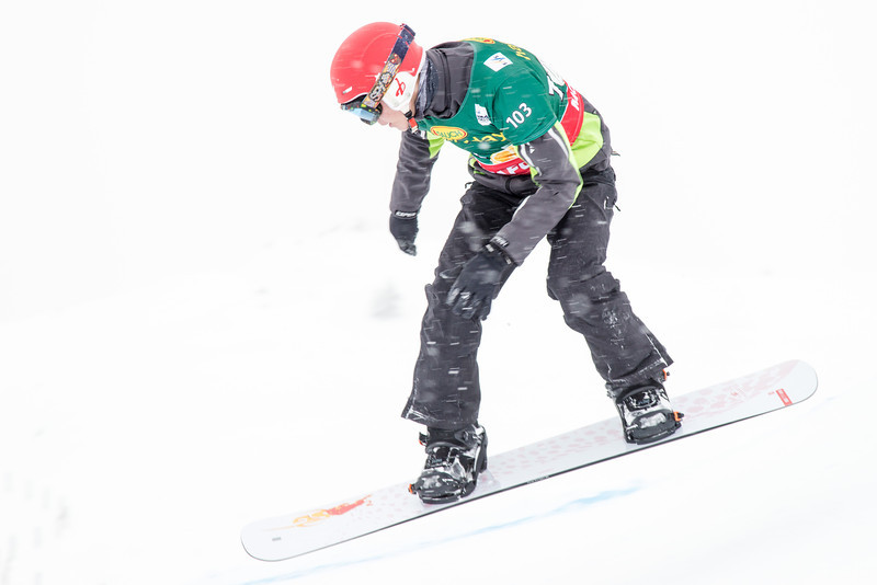 Shinya Momono (JPN) earned his best qualifier result in his World Cup career at Montafon  © FIS