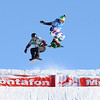 Carle Brenneman CAN and Michela Moioli ITA at Team SBX event at Montafon, Austria  © FIS