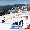 FIS Snowboard World Cup - La Molina SPA - SBX - Finals - Training   © Miha Matavz