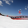 FIS Snowboard World Cup - La Molina SPA - SBX - Qualifications - MOENNE LOCCOZ Nelly FRA   © Miha Matavz