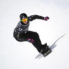 FIS Snowboard World Cup - La Molina SPA - SBX - Qualifications - BROCKHOFF Belle AUS   © Miha Matavz