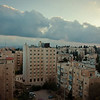 View from our room, Dan Panorama, Jerusalem