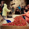Jewish Quarter - strawberries (YUM!),