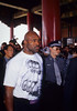 Evander Holyfield in Forbidden City, Beijing, China, Asia, Asian