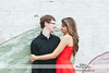 Downtown Raleigh Engagement - Britney & Thad - 0275