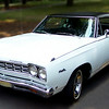I'd like my 1968 Plymouth Satellite to look like this.