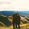 Paul and Terena in Idaho