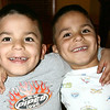 6/29 - Alberto (L) and Michael (R) in March, 2008. They were 6. And, although none of us knew it, they had met their future parents that morning. Today they are 11. Happy Birthday, guys!