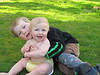 Declan and Theo - May 2013