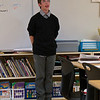 JD as Bill Gates, Academic Night, Lone Pine School