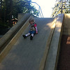 concrete slide