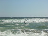 surfer on the waves