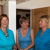 Anne, Lizzie and Lesley