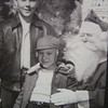 7 11 2014  Tommy and Buddy, with Santa, about 1954 PICT8573