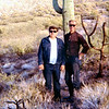 1 18 2014 Dad & Uncle Max, Tucson, AZ, 1974
