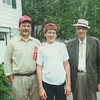 3 30 2014  Tom, David, and Grandpa Ed, Fathers Day,  june 17, 1990a
