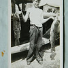 3 29 2014  Dad, the Lyndon Station, Wisc  farm about 1939